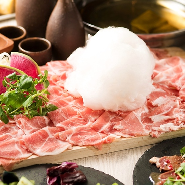 ラム肉とたんしゃぶ itsumo いつも 金山駅店のおすすめ料理1