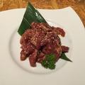 料理メニュー写真豚ハラミ