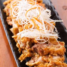 鶏一枚肉のから揚げ おろしポン酢or香味ネギだれ
