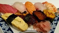 《上》寿司(Combination-sushi 9pieces)
