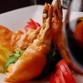 料理メニュー写真大きな海老のエビマヨ