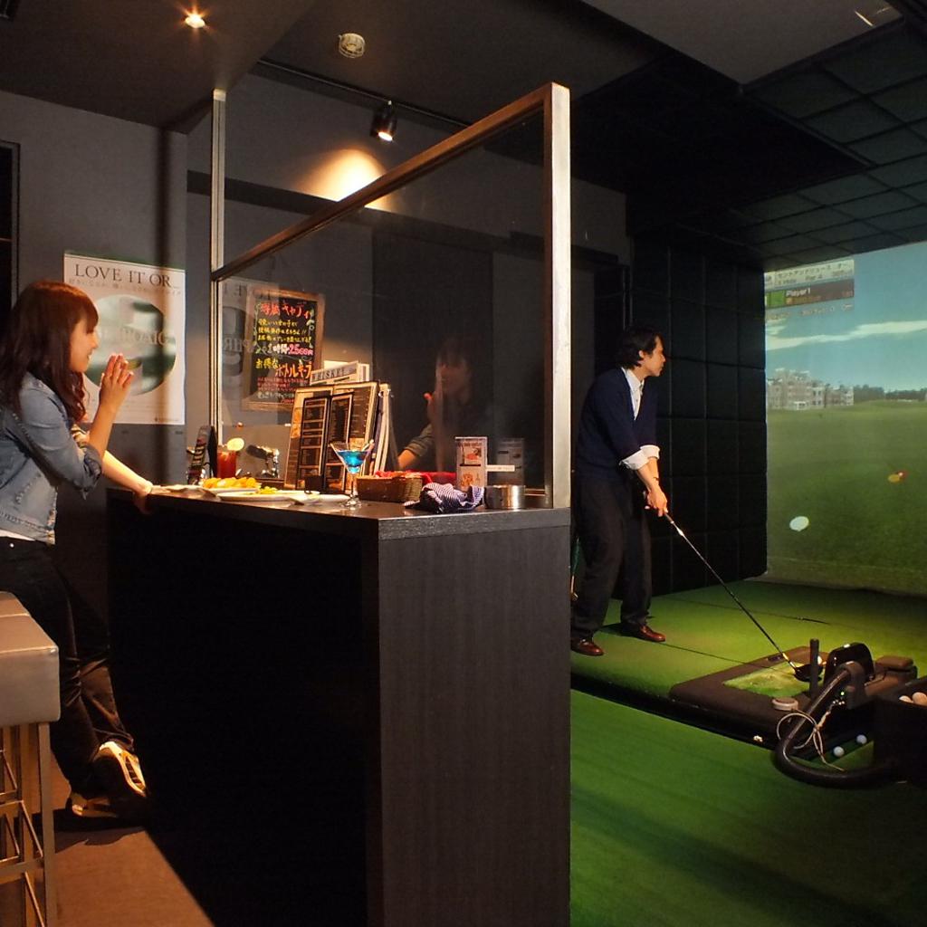 GolfBar59(ゴルフバー フィフティナイン)|店舗イメージ10