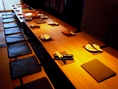 席は全部座敷となっています。人数に合わせて、30名程度までの宴会でご利用頂けます。
