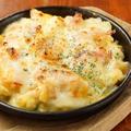 料理メニュー写真ポテ玉チーズ焼