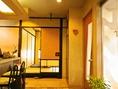 お座敷やテーブル席など様々なタイプのお席がございます。