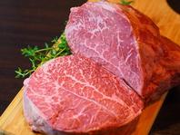 話題の熟成肉始めました!しかも黒毛和牛です♪