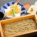 料理メニュー写真天麩羅蕎麦