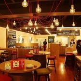 北海道イタリアン居酒屋 エゾバルバンバン 高松店の雰囲気3