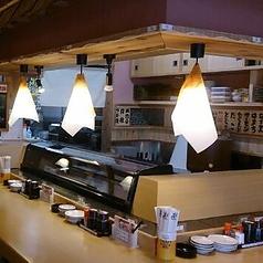本格的に職人が握る寿司を臨場感あふれるカウンターでご堪能ください!※写真はイメージです