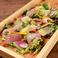 鮮魚のカルパッチョメリメロ野菜
