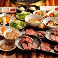 [飲放]コースは4500円~多数!!お肉たっぷりデザート付♪