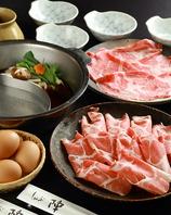 食べ放題コースご予約で茶美豚をサービス