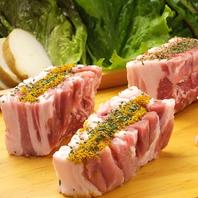 肉厚★サムギョプサル