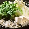 料理メニュー写真定番ですが!【かきの麦麹味噌鍋】