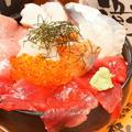 料理メニュー写真ハイド丼(自慢の海鮮丼♪)