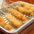 料理メニュー写真串揚げ盛り合わせ(肉盛り)