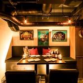 落ち着いた雰囲気のゆったり寛ぎ個室空間で飲み会♪ご宴会や女子会や合コン、誕生日・記念日などに最適のオシャレ空間!お得な飲み放題付プランもご用意しておりますので、宴会に最適!