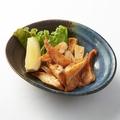 料理メニュー写真霧島鶏なんこつ揚げ
