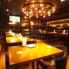 モンキーのいるレストラン&BAR 上野の雰囲気1