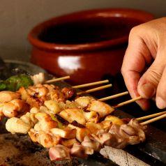 焼き鳥 鶏すき専門店 みこはち屋のおすすめポイント1