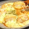 料理メニュー写真海老しんじょチリチーズ焼き