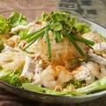 料理メニュー写真タイ風春雨サラダ