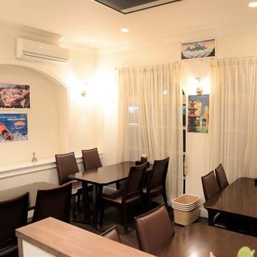 ネパールレストラン スバス 姫路辻井の雰囲気1