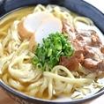 【金曜日&日曜日】軟骨ソーキそば680円→500円