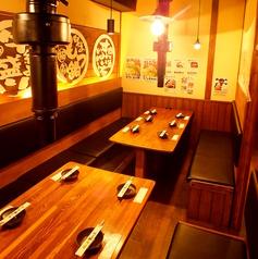 焼肉酒場 すみいち 川越店の雰囲気1