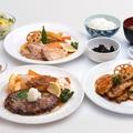 料理メニュー写真クローバーランチ(限定各20食)
