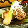 料理メニュー写真鹿児島豚の角煮