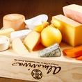 こだわりの北海道産チーズが自慢。素材の美味しさをお楽しみください。