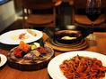 オシャレな448(ヨーショクヤ)さん♪シェフがこだわった健康に良いお料理でお待ちしております!