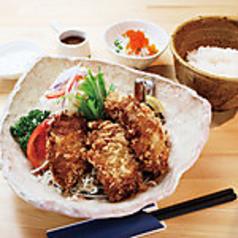 広田湾産 大粒カキフライ定食