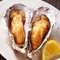 料理メニュー写真牡蠣のバターソテー 2ピース