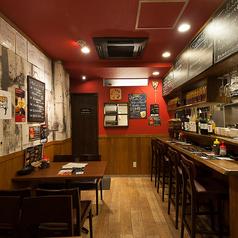 肉タレ屋 難波肉バル店の雰囲気1