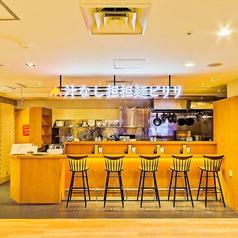 汁なし担担麺ピリリ 銀座店 マロニエゲート銀座2の雰囲気1