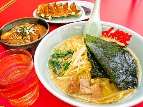 創業25周年を迎える、全国に店舗がある山岡屋。スープも完全自家製にこだわりあり!