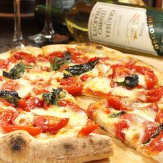 Buffara (buffalo mozzarella) Margherita   ≪Aiko tomato+Buffalo mozzarella+basilico+granapadano≫