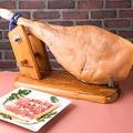 料理メニュー写真スペイン産 生ハム