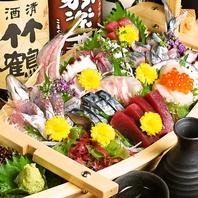 轟流豪華新鮮魚介の舟盛り!!
