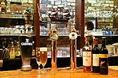 お酒の種類も豊富♪生ビールが美味い!と評判のお店。