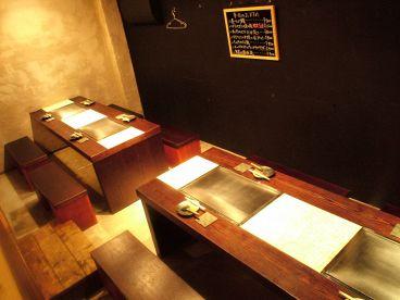鉄板焼 佐吉 六本木店の雰囲気1