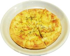 料理メニュー写真プレーンピザ
