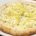 料理メニュー写真ポテサラピザ