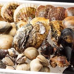 漁師の恵み 海桜丸のおすすめ料理1
