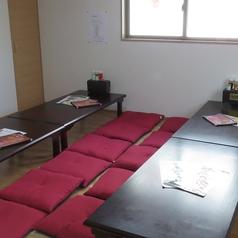 お座敷席は各席6名様までご利用可能◎レイアウト自由なので、大人数でのご宴会にもオススメです!