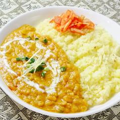 豆カレーライス