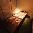 【姫路・全席完全個室・駅チカ】こっそり個室で合コンにぴったり◎6~8名個室◎周りを気にせず宴会をお楽しみください~♪