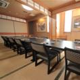 3階にある宴会場!!15~25名様着席可能!個室テーブル席☆